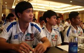 U19 Việt Nam ở khách sạn 5 sao dự giải châu Á