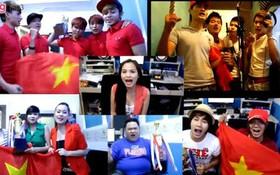 NHM chia sẻ lại clip bài hát cổ động U23 Việt Nam trước thềm SEA Games 27