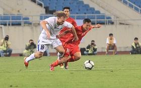 Việt Nam 0-3 Uzbekistan: Thua thảm trên sân nhà