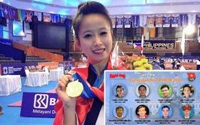 Hot girl Taekwondo Châu Tuyết Vân lọt top 8 công dân trẻ tiêu biểu TP.HCM