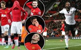 Tổng hợp Premier League: Nỗi thất vọng mang tên MU