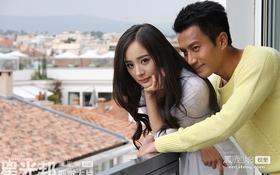Khải Uy tất tả tìm... bạn trai cho Dương Mịch