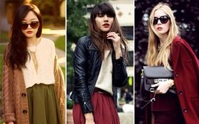 5 kiểu áo khoác bạn cần có cho Thu/Đông 2012