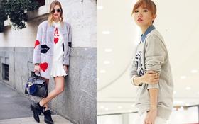 Street style màu sắc, cá tính của các bạn trẻ thế giới tuần qua