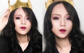 Make up xinh đẹp theo phong cách... Vampire ấn tượng