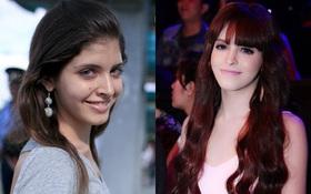 """Andrea: Từ """"mẫu Tây"""" tuổi teen thành hot girl xinh đẹp nhiều ồn ào"""