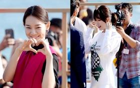 Shin Min Ah nổi bật nhờ vẻ quyến rũ ở mọi góc nhìn