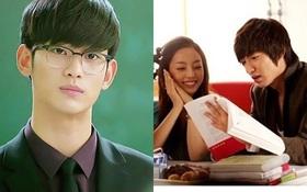 """10 thầy giáo điển trai khiến fan nữ """"mê mệt"""" trên màn ảnh Hàn"""