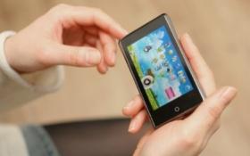 Chơi nhạc xem phim khổ rộng Widget Touch HD