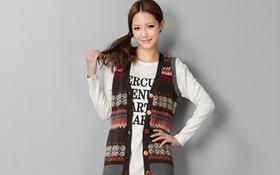 2 xì-tai áo len gilê xì-kul cho teengirl