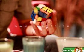 Clip: Mãn nhãn với kỉ lục của 2 cao thủ Rubik 9x Sài Gòn