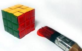 Những bí mật đằng sau khối Rubik màu mè