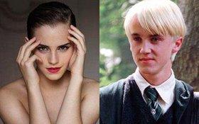 """Emma Watson thừa nhận từng """"cảm nắng"""" với Tom Felton"""