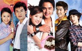 """Những cặp đôi """"yêu đi yêu lại"""" trên màn ảnh Hoa ngữ"""