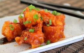 Tôm tẩm bột rán sốt chua ngọt hấp dẫn khó tả