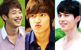 Những hoàng tử trên màn ảnh nhỏ xứ Hàn năm 2011