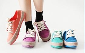 3 loại giày cho teengirl năng động
