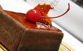 Bánh mousse caramel ngô và 2 cách làm không cần khuôn