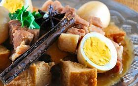 Thịt kho tàu theo kiểu của người Thái