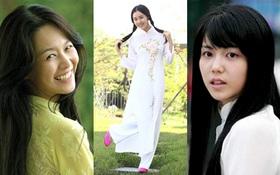 Những thiếu nữ Việt mang dòng máu Hàn