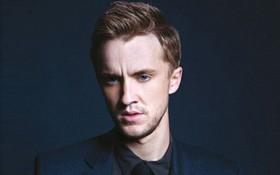 """""""Draco Malfoy"""" Tom Felton mãi chẳng thoát xác """"hư hỏng"""""""