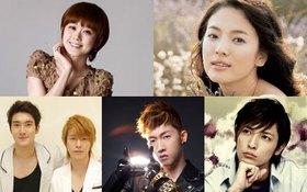 """Thời đại """"hành tẩu"""" xứ Trung của các ngôi sao Hàn Quốc - Nhật Bản"""