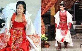 """Park Min Young cho chàng """"Xoăn"""" (BOF Trung)... mượn váy (?!)"""