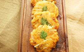Giòn bùi món đậu xanh bọc thịt chiên vàng