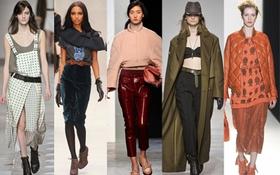 Cập nhật xu hướng Thu/Đông nổi bật cùng London Fashion Week