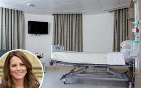 Công nương Kate Middleton vừa sinh con gái