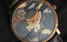 """Bộ sưu tập đồng hồ Blancpain đẳng cấp khiến bạn phải thốt lên """"Thần linh ơi"""""""