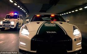 Chiêm ngưỡng dàn siêu xe cảnh sát và cứu thương mới tại Dubai