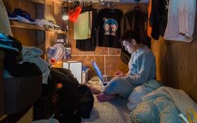 Những phòng trọ nhỏ đến khó tin ẩn giấu trong lòng Tokyo hào nhoáng