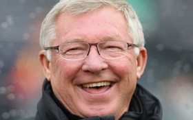 Sir Alex Ferguson khiến học trò cười nghiêng ngả