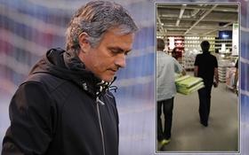 Rộ tin Mourinho mua thùng các tông để... rời Real Madrid
