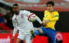 2h 3/6 Brazil - Anh: Đỉnh cao của giao hữu