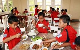 Tài năng trẻ HAGL-Arsenal JMG hưởng chế độ ăn đặc biệt