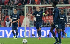 Bayern Munich 3-1 Manchester United: Không có phép màu