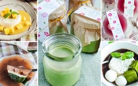 Khám phá các món Jelly, Pudding, Panna Cotta cực chất ở Sài Gòn