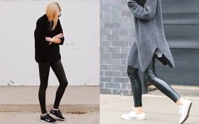 5 tips để nâng tầm phong cách cho legging