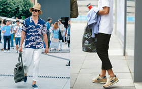 Giải pháp mặc đẹp, chống nóng hiệu quả nhất cho con trai hè này