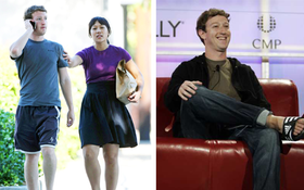 """""""Ông trùm"""" Facebook và phong cách thời trang """"nghèo nàn"""""""