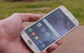 So độ bền từ Galaxy S đời đầu đến Galaxy S6 qua thử nghiệm thả rơi