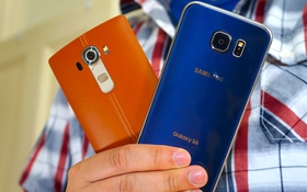 4 smartphone chụp hình xuất sắc nhất đang bán ở Việt Nam