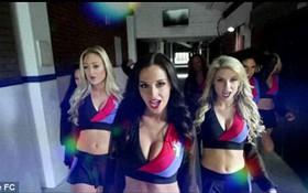 Dàn hoạt náo viên xinh đẹp Crystal Palace lại gây sốt với clip âm nhạc mới