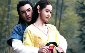 """Mỹ nữ Yoona e ấp trong vòng tay """"người tình màn ảnh"""" xứ Trung"""