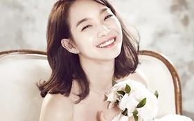 """Shin Min Ah rục rịch làm """"Cô dâu 2014"""""""