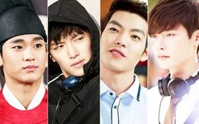 Đi tìm chàng trai hoàn hảo qua drama Hàn