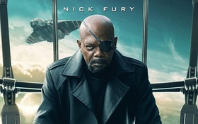 """Nghi án Nick Fury tử nạn trong """"Captain America: The Winter Soldier"""""""