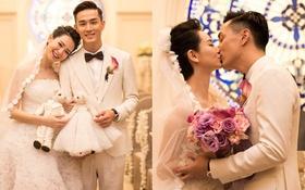 """Người đẹp """"Mỹ nhân tâm kế"""" làm đám cưới với sao Hàn ở Mỹ"""